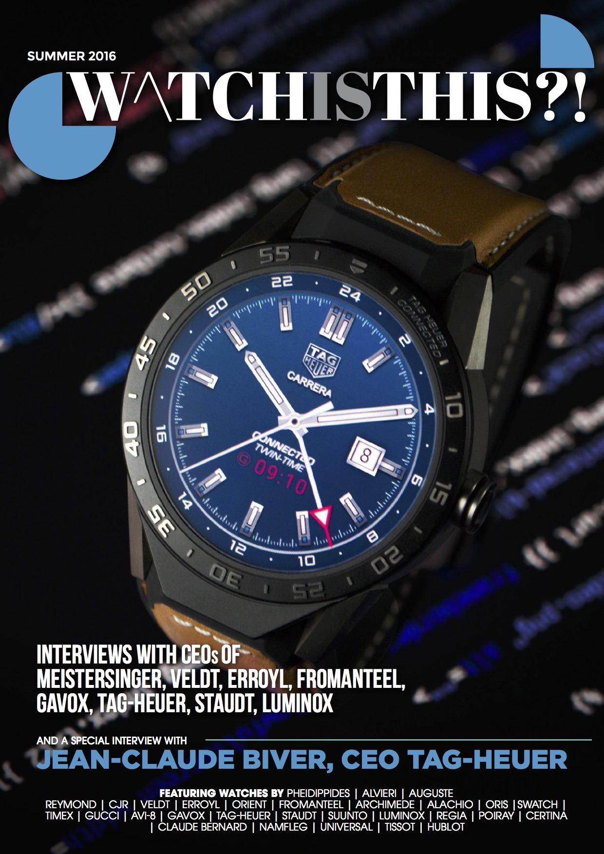 Latest Issue Watchisthis?! Magazine Out Now!