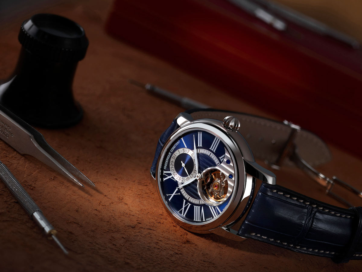 Frederique Constant Renewing Its Manufacture Heartbeat