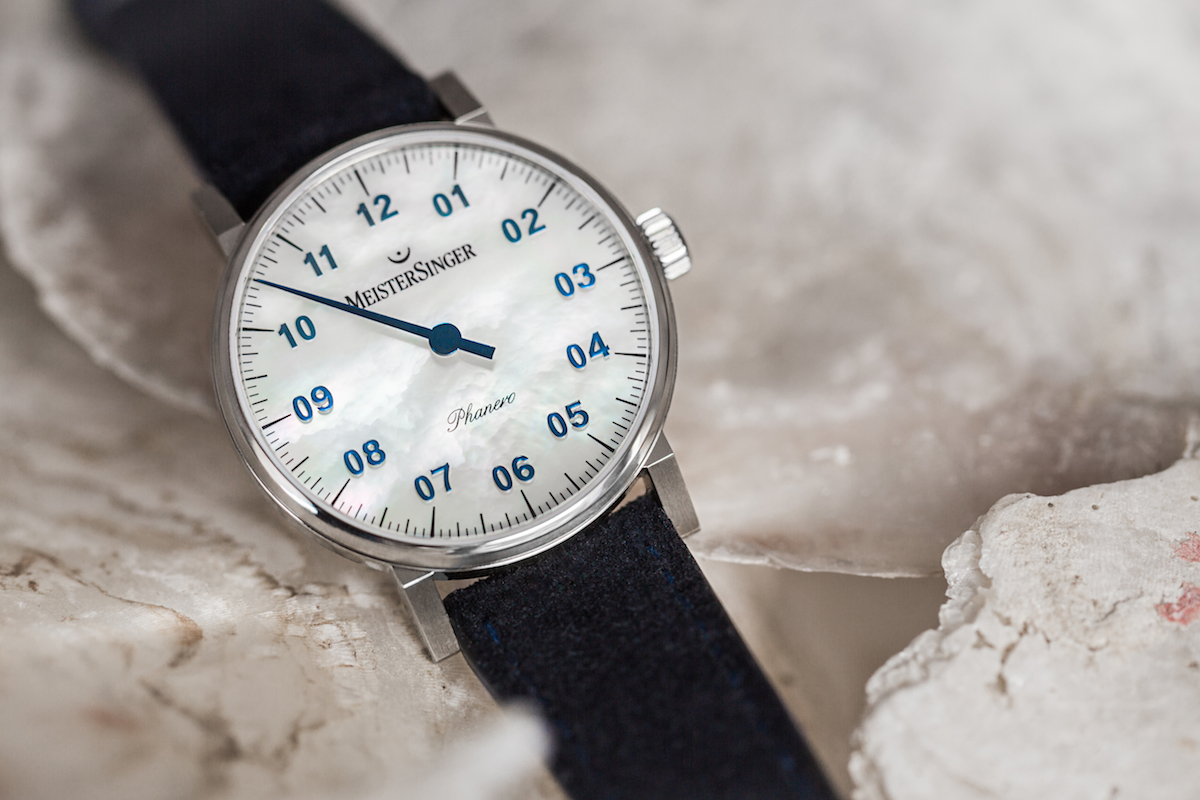 The Power Of Femininity With New Meistersinger Phanero