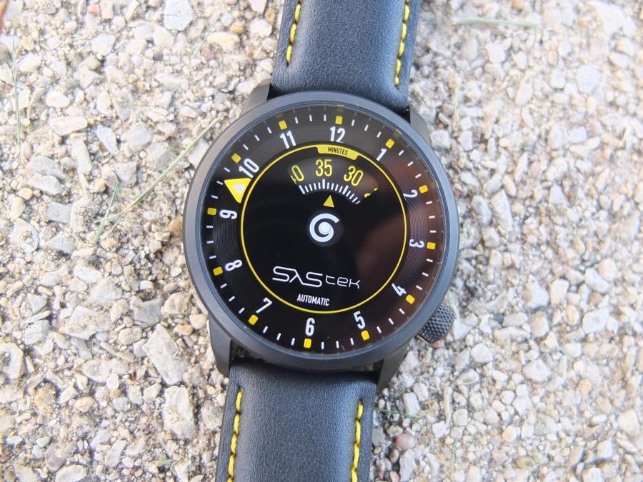 SaStek Time Speed Indicator: Ready For Take-Off