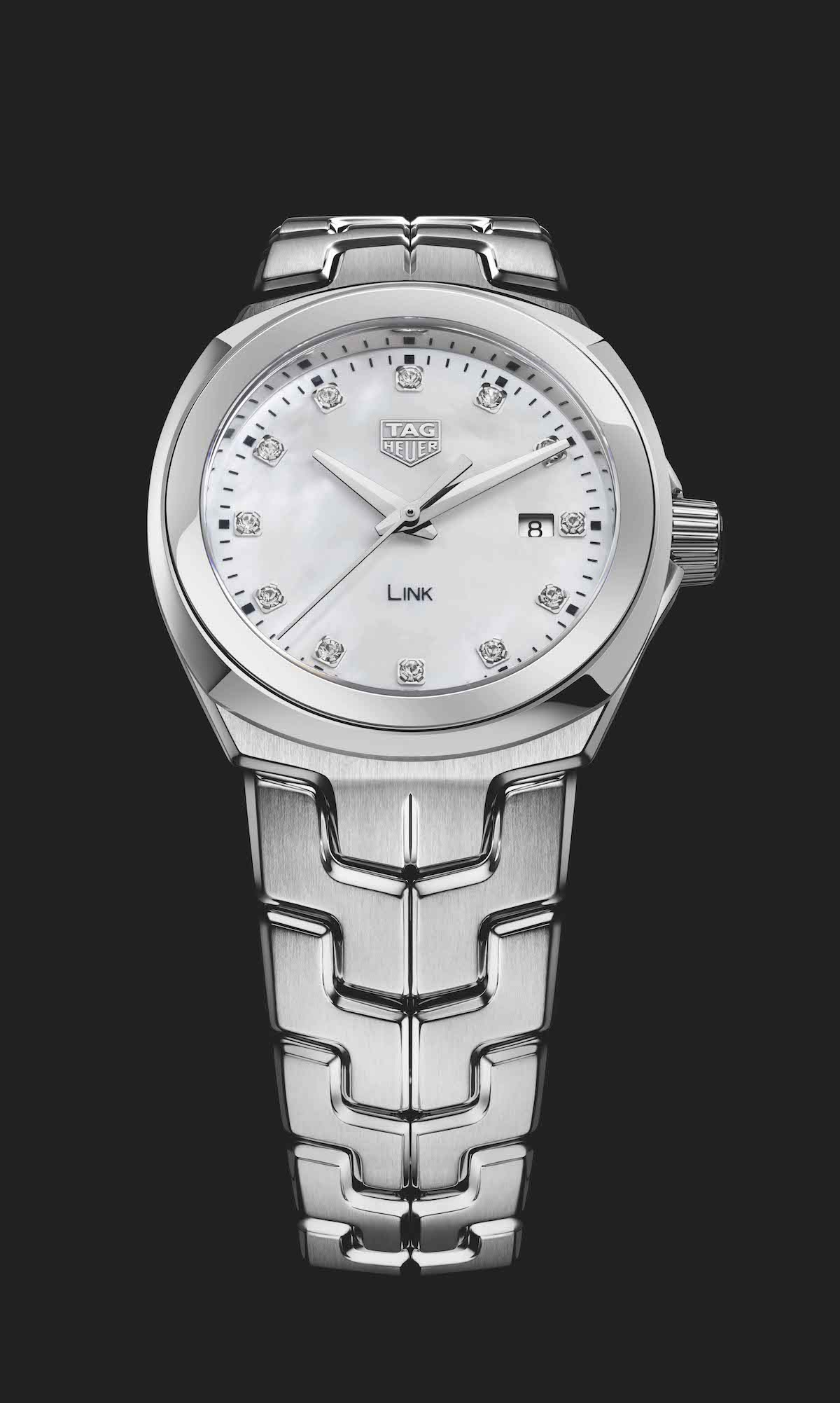 Meet The New TAG-Heuer Link Ladies