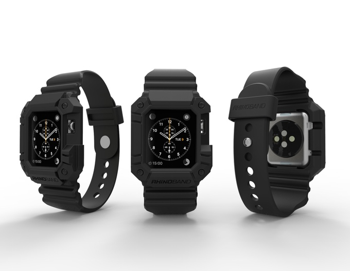 Rhino Band: Turning Apple Watch Tough