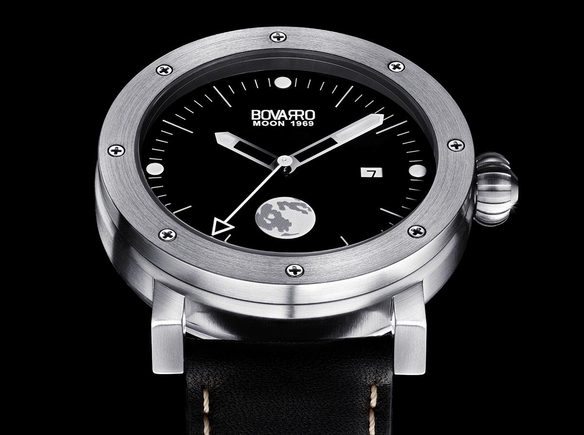 Bovarro Moon 1969: To The Moon And Back