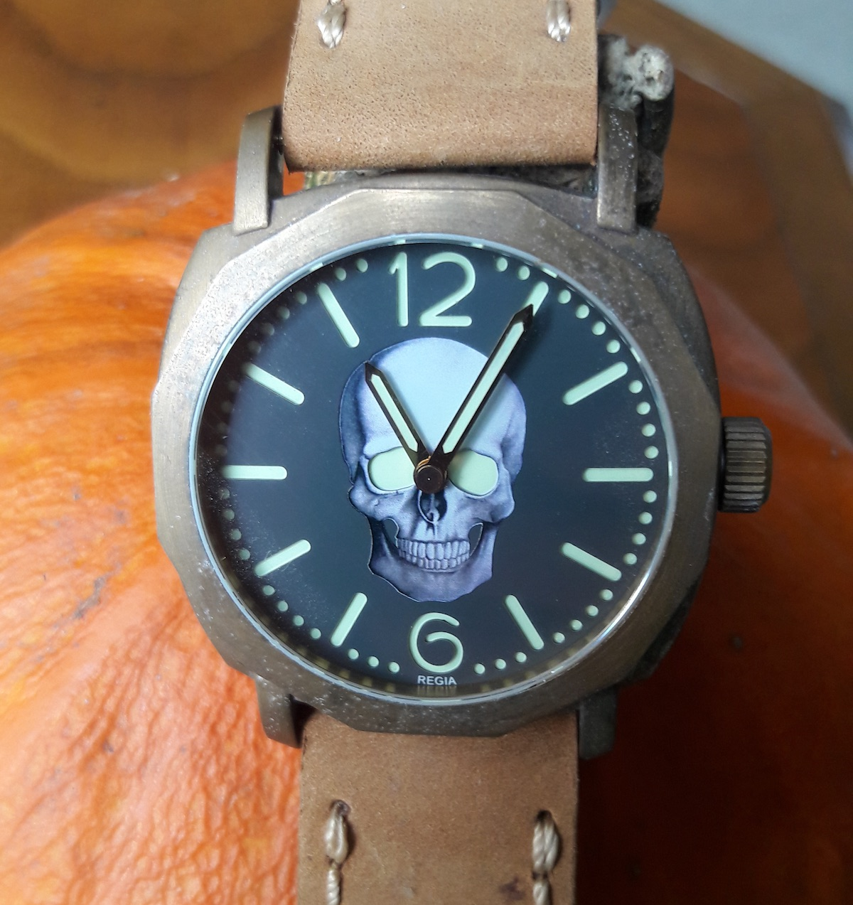 The Patina Project With Regia Timepieces Episode III