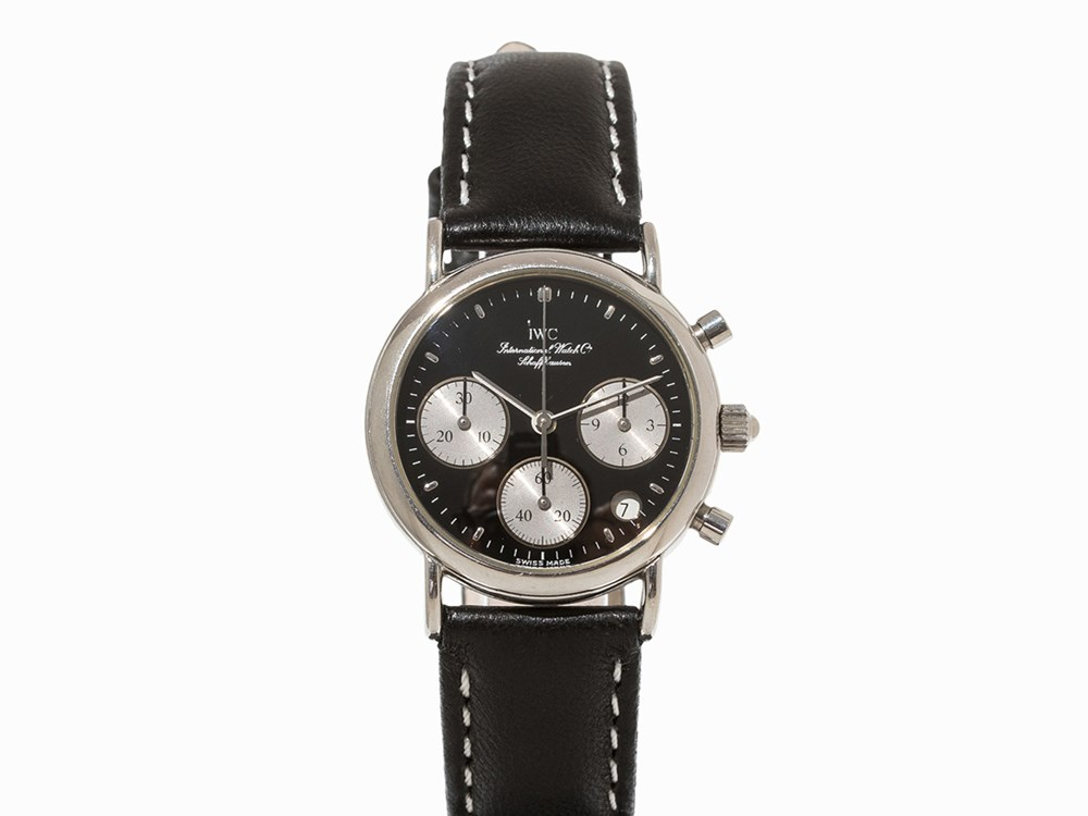 Affordable at Auction: IWC Portofino Chronograph