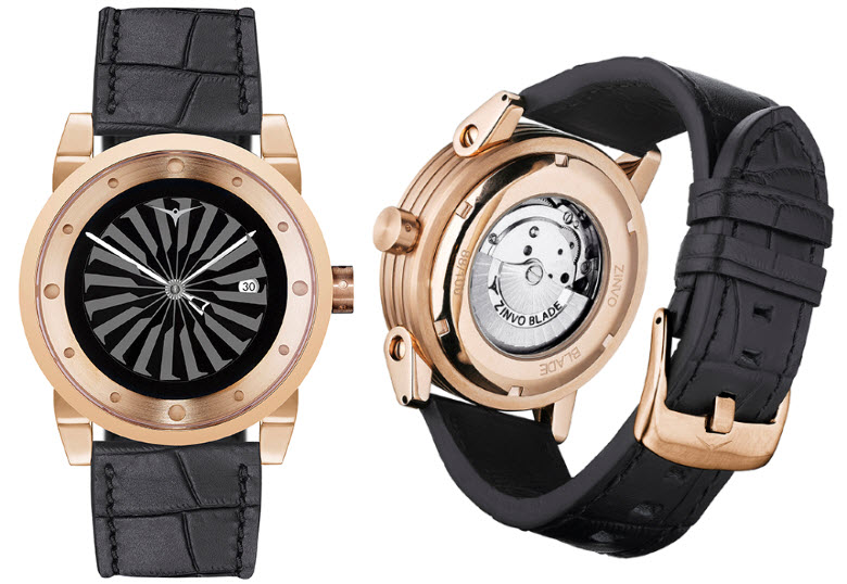 Zinvo Rose Gold Blade: Limited Edition Delight
