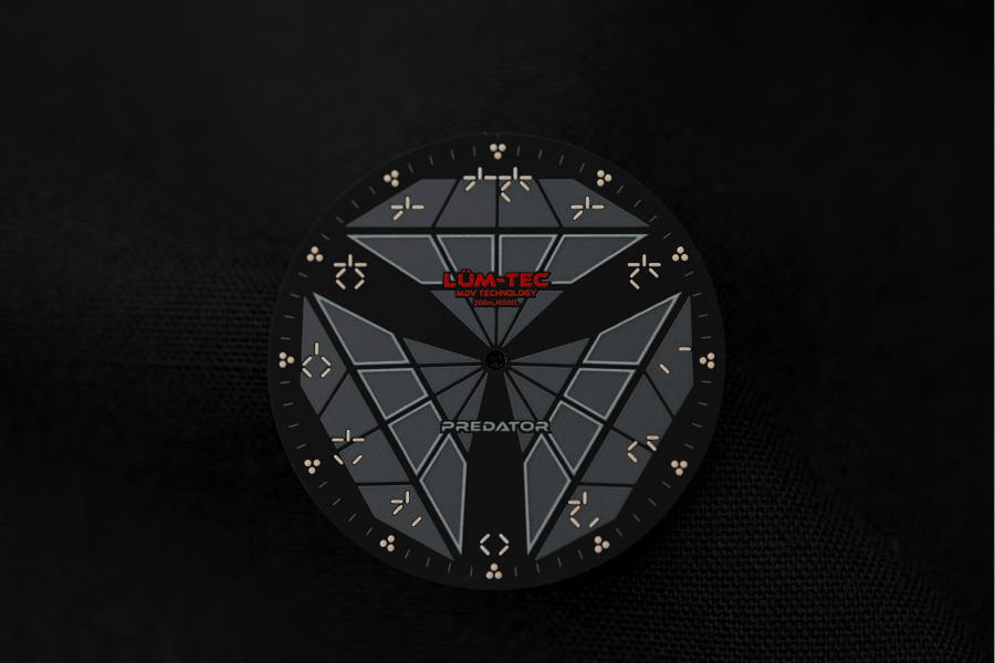 Lum-Tec Combat Predator: A Russian Limited Edition