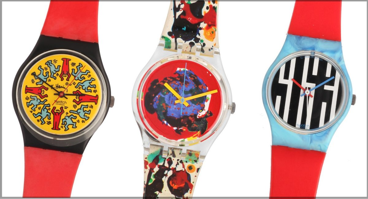 Affordable at Auction: Rarities from Swatch