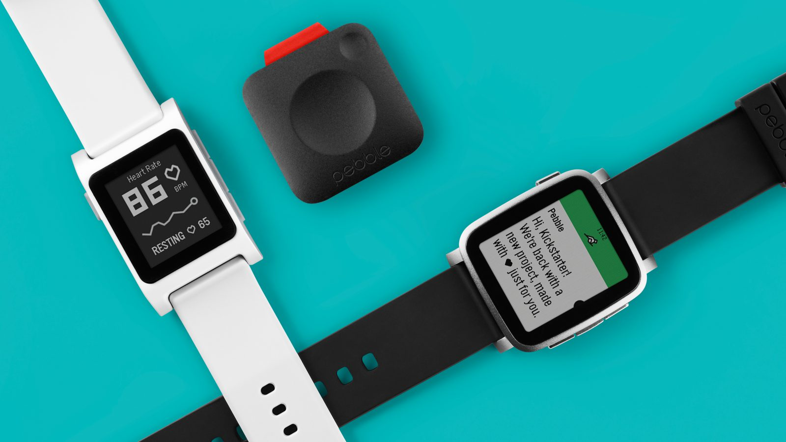 Smart Watch Wars: Fitbit Acquires Pebble