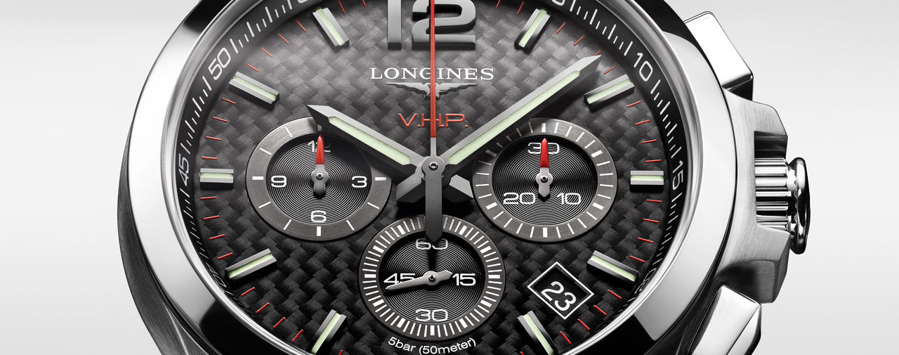 A glimpse in the future with Longines V.H.P