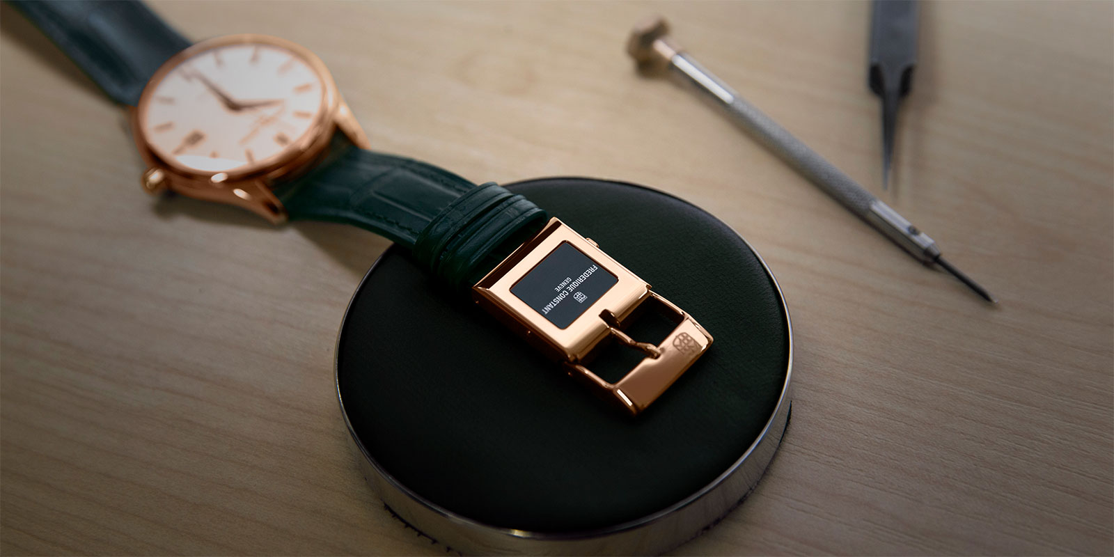 E-Strap – the smart alternative from Frederique Constant