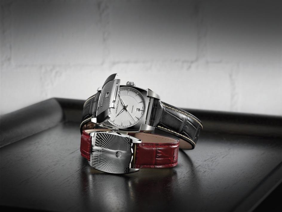 Watch I love: Hamilton FLINTRIDGE