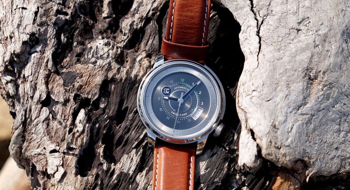 Introducing the Tate Wade Bokeh watch