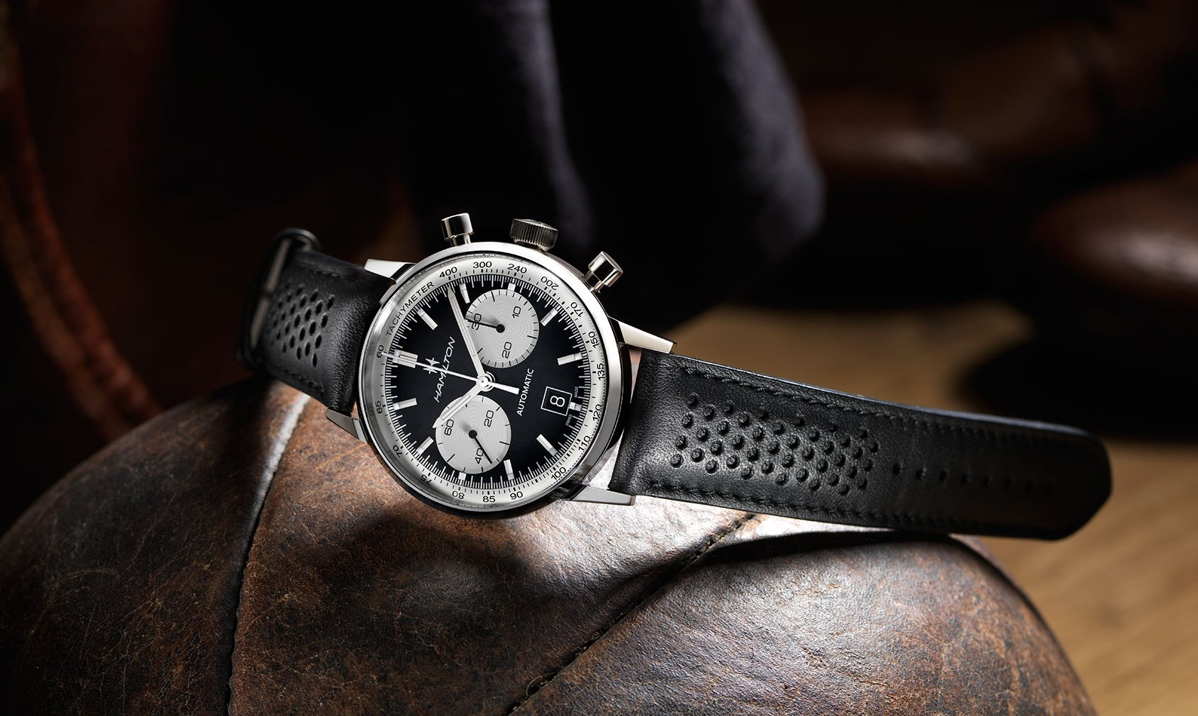 A tribute to a horological icon – Hamilton Intra-matic 68 Autochrono