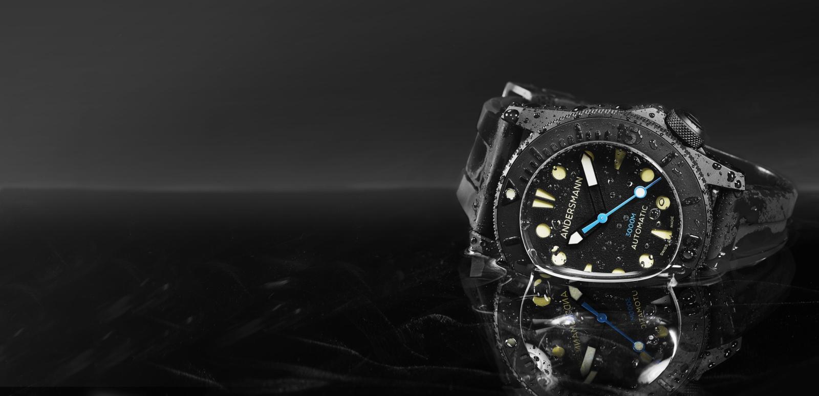 3000m under the sea – Andersmann Deep Ocean