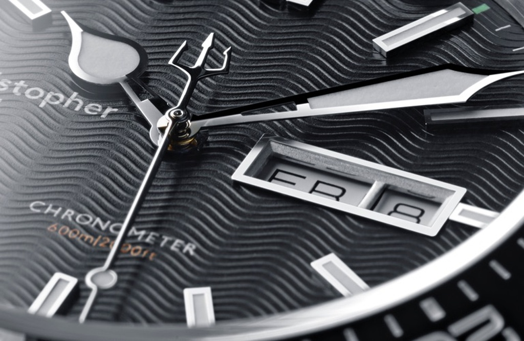 Christopher Ward C60 Trident COSC limited edition