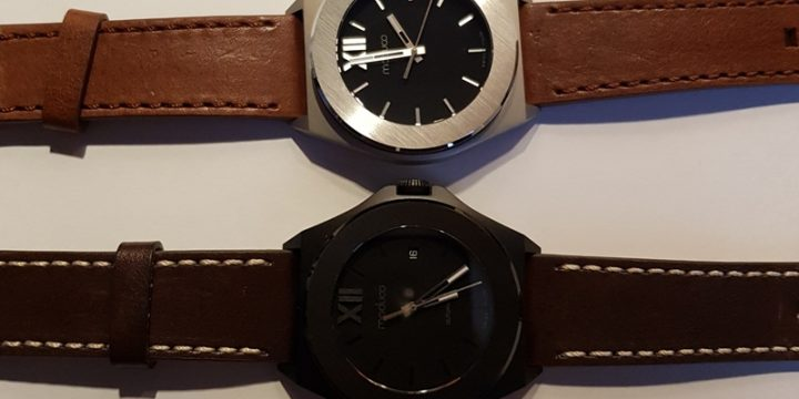 The new Moduco watches