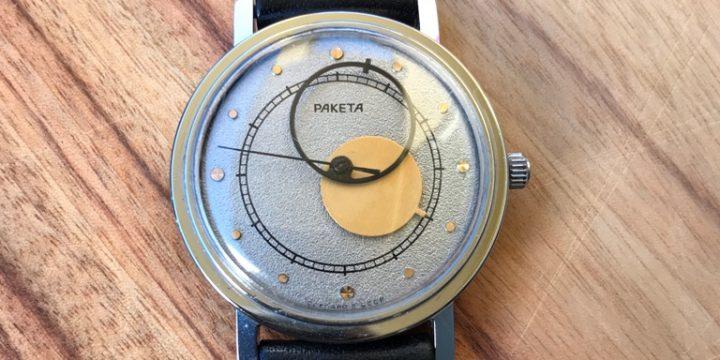 A Soviet Design Classic – The Raketa Kopernik