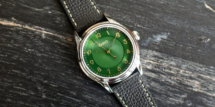 Vario Empire Emerald Green Watch