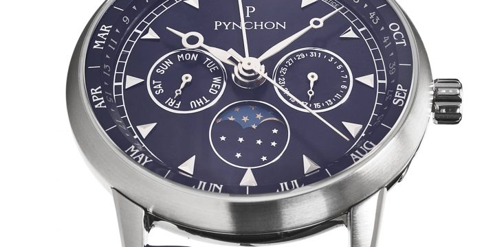 Pynchon Watches Debuts with the Negotium Collection